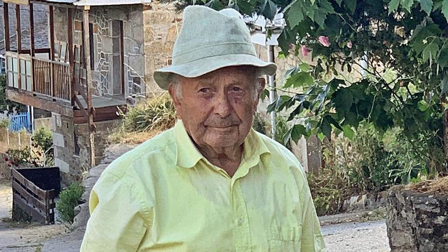 Un vecino de 94 años de Ilanes, multado por ir al huerto durante el primer confinamiento