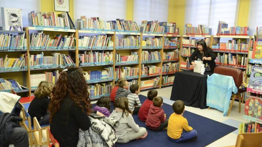 """Las bibliotecas municipales celebran hoy una nueva """"Hora del Cuento"""""""