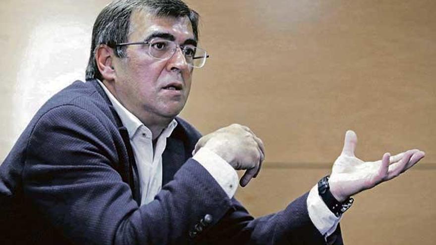Antich renuncia al cargo de comisionado del Govern en Madrid