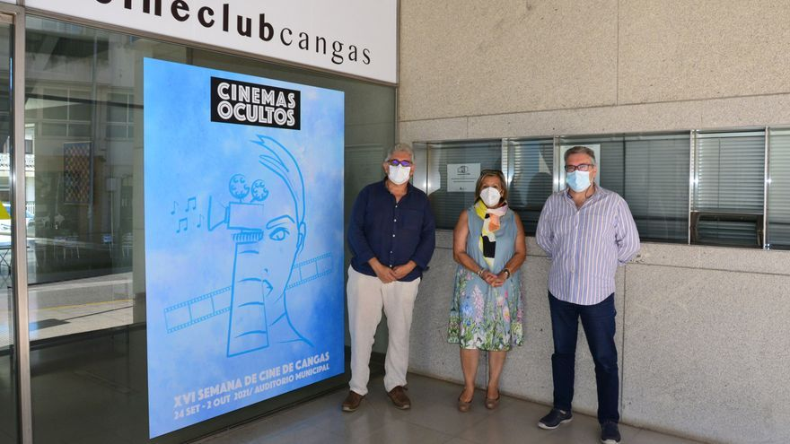 O cine galego, protagonista en Cangas