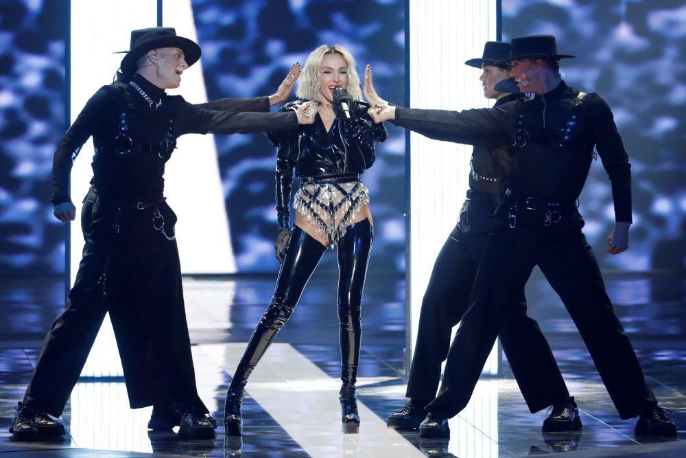 Grecia, en Eurovisión 2019