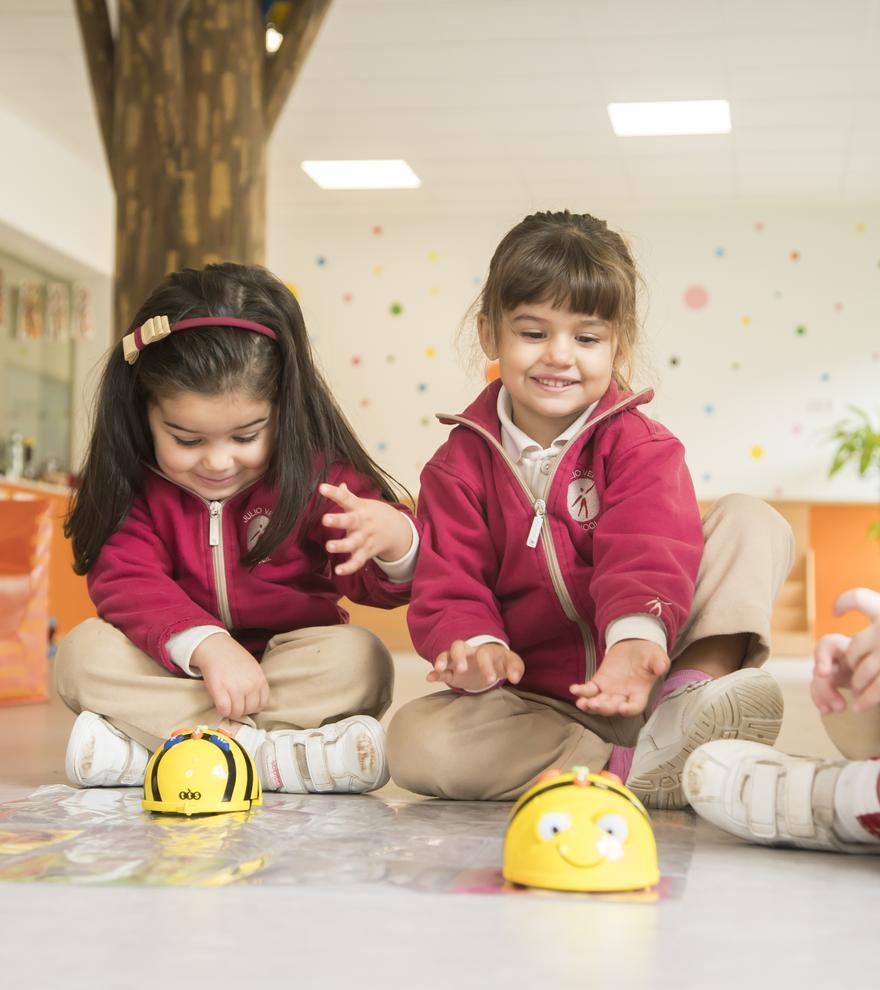 Julio Verne School garantiza el aprendizaje mediante una metodología de estudio propia