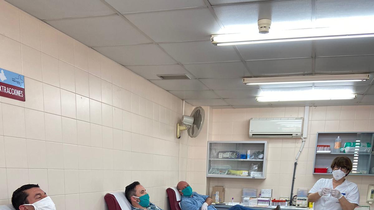 El Centro de Hemodonación de la Región pide que vuelvan las donaciones de sangre