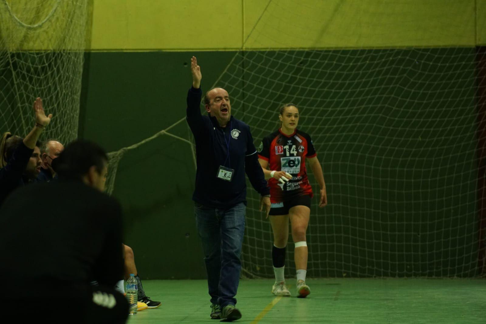Balonmano Liga Guerreras Adesal Zuazo