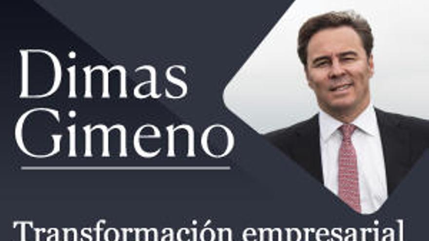 """El Club Oliver acoge la conferencia de Dimas Gimeno sobre """"transformación empresarial y gestión del cambio"""""""