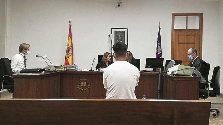 Condenado por arrollar a un guardia civil al saltarse un control de alcoholemia
