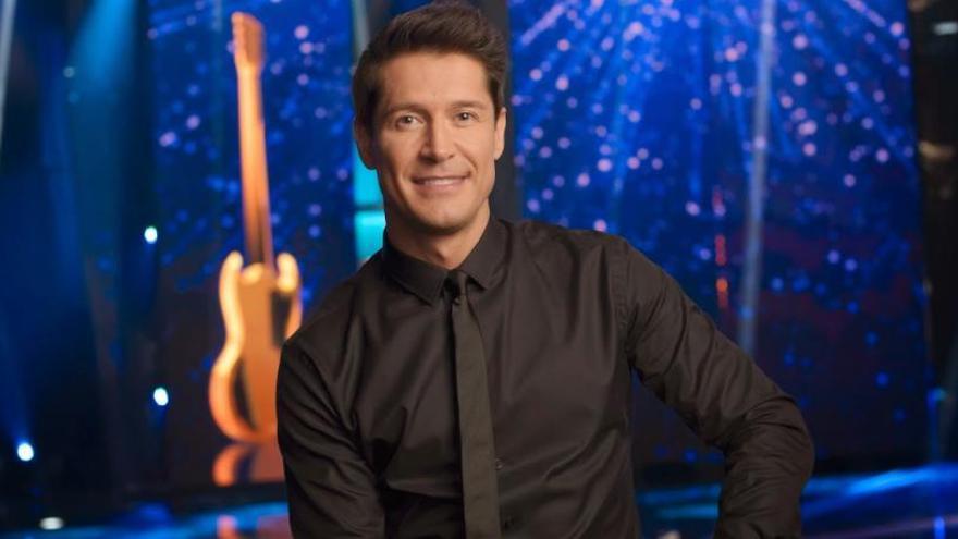 Jaime Cantizano regresa a la tele con 'Jugando con las estrellas'