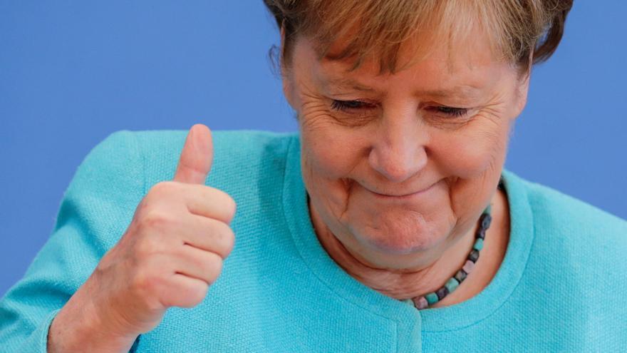 Las restricciones para los no vacunados generan debate en Alemania