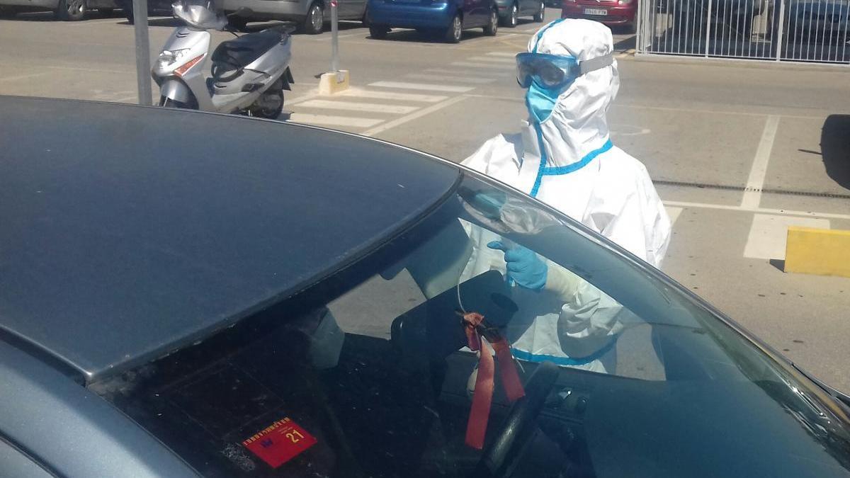 La Safor registra la cifra de contagios más alta de la pandemia, con 47