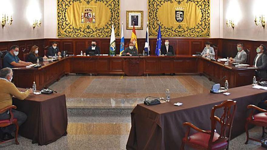 El Ayuntamiento de El Rosario reduce a 16 días el periodo medio de pago a proveedores