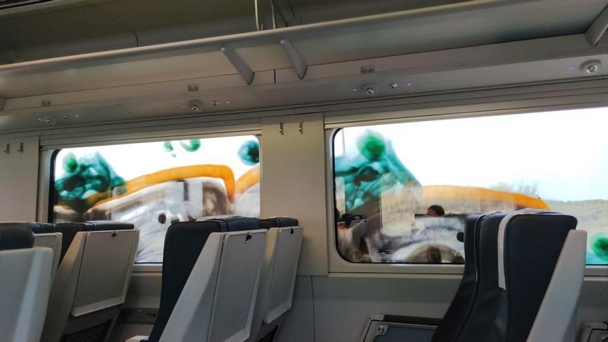 Un fallo provoca un retraso de casi una hora en el tren de Madrid a su paso por Cáceres