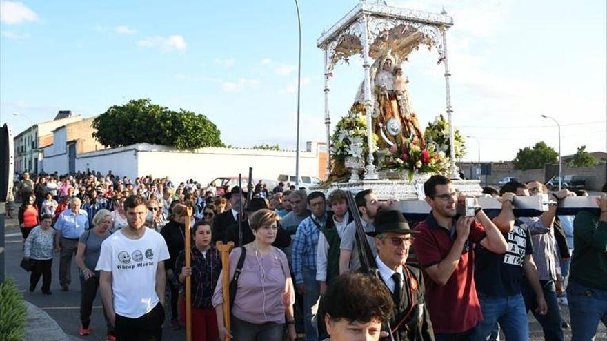 Pozoblanco suspende la romería de llevada de la Virgen de Luna