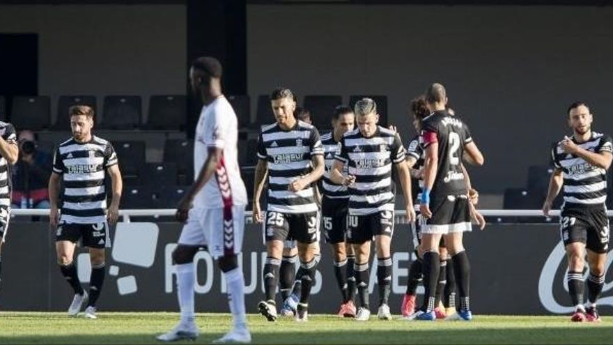 Los goles de la jornada 10 de Segunda: dobletes de Rubén Castro, Embarba y Nahuel