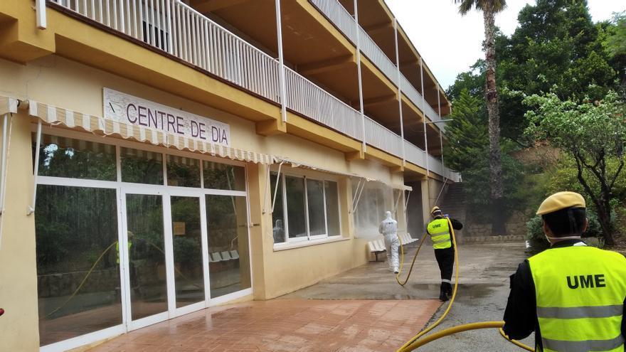 Las enfermeras de la residencia de Dénia desconvocan la huelga