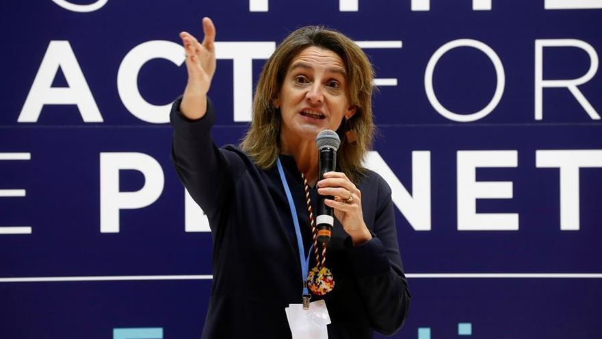 Chile echa mano de España para salvar la Cumbre del Clima tras dos días de bloqueo