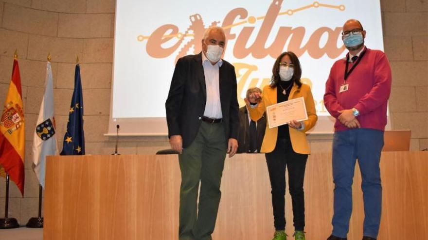 Los sellos de A Guarda triunfan en el campeonato nacional de filatelia