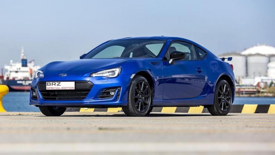 Nuevo Subaru BRZ Special Edition: una serie limitada a 20 exclusivas unidades