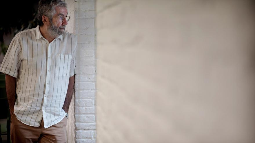 Entrevista al escritor Antonio Muñoz Molina