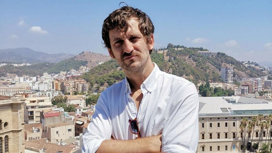 """Raúl Arévalo: """"Rodar escenas de acción en Toledo fue más difícil que en África"""""""