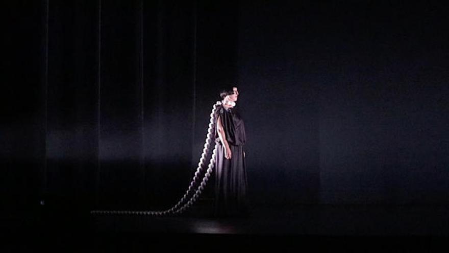 La Rossy de Palma más surrealista y divertida, ovacionada en el Principal