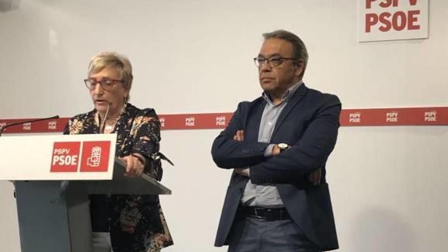 El PSPV admite dos donaciones «incorrectas» al partido en Benidorm