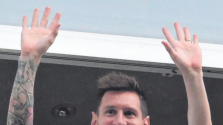 Las cuentas de la vida | Adiós, Messi