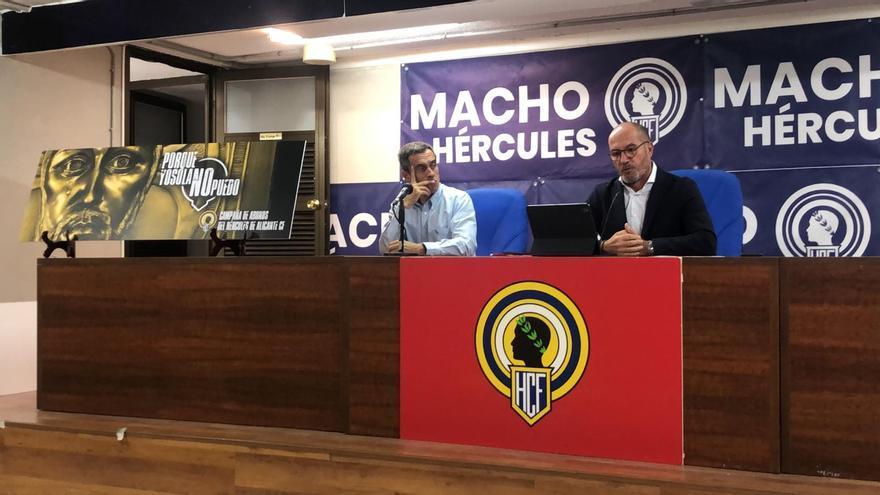 50 euros para no perder el número de abonado al Hércules y pagar partido a partido