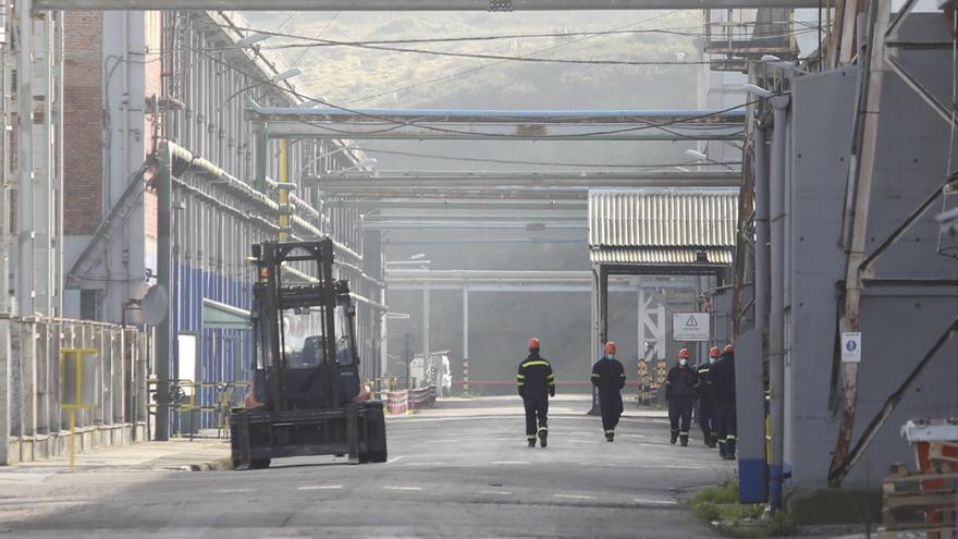 Alu Ibérica solo fundió 1.200 toneladas en abril, el peor mes desde su privatización