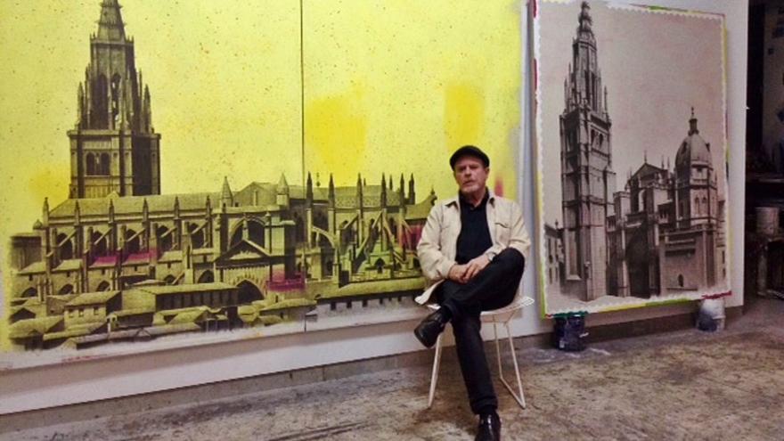 Los Museos Vaticanos abren su puerta al pintor Luis Acosta, asturiano de adopción