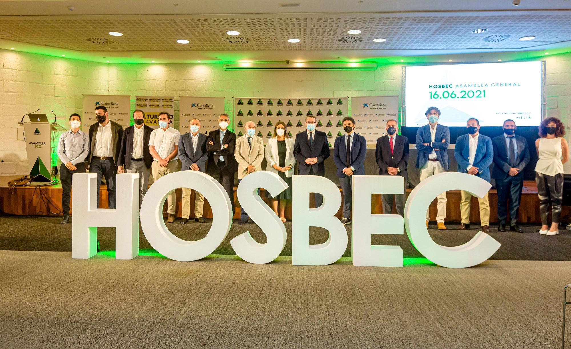 Hosbec confía en que el turismo vuelva a ser rentable a partir de 2022