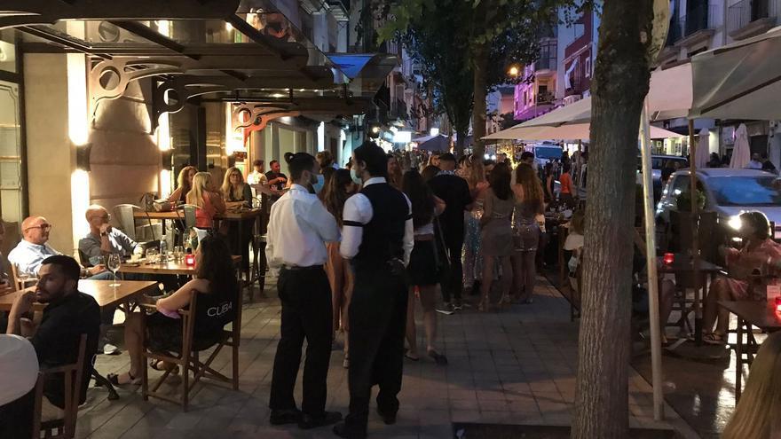 Coronavirus en Baleares: Todos los indicadores se disparan salvo los ingresos en UCI