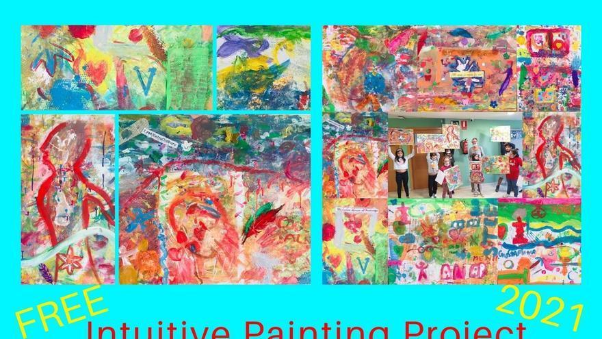 Taller de pintura creativa para niños