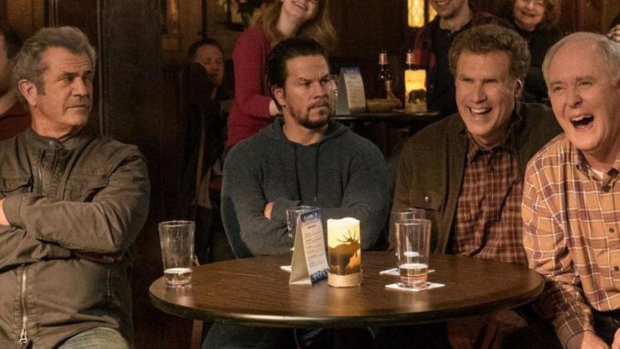 """Ferrell: """"Somos afortunados de que el dúo con Wahlberg funcione tan bien"""""""