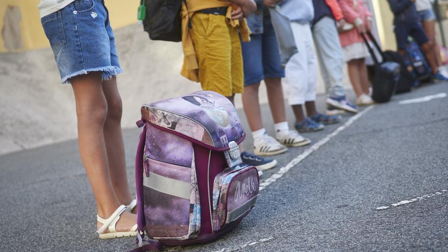 Las familias de Castilla y León gastarán un 1,06% más este año en la vuelta al colegio