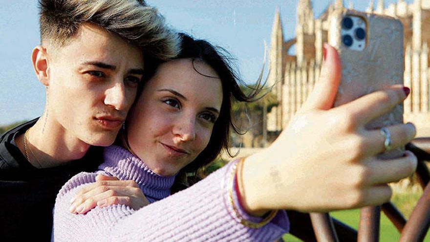 Der neueste Schrei unter den Teenies auf Mallorca