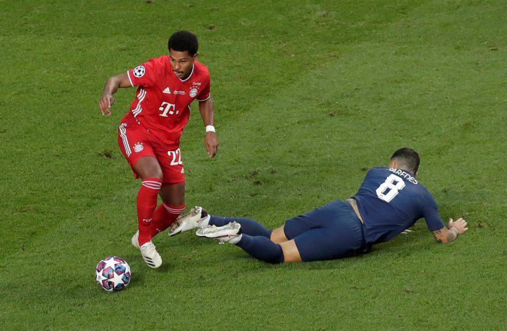Champions League - Final - Bayern Munich v Paris ...