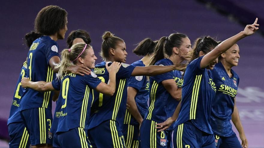 Así quedan las semifinales de la Champions femenina: Lyon-PSG y Barcelona-Wolfsburgo