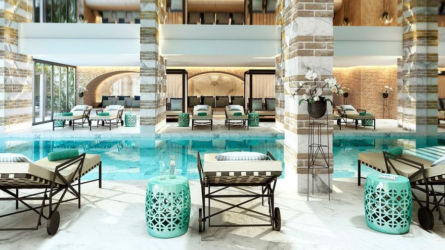 Cinco proyectos de hoteles de lujo en el horizonte de Marbella