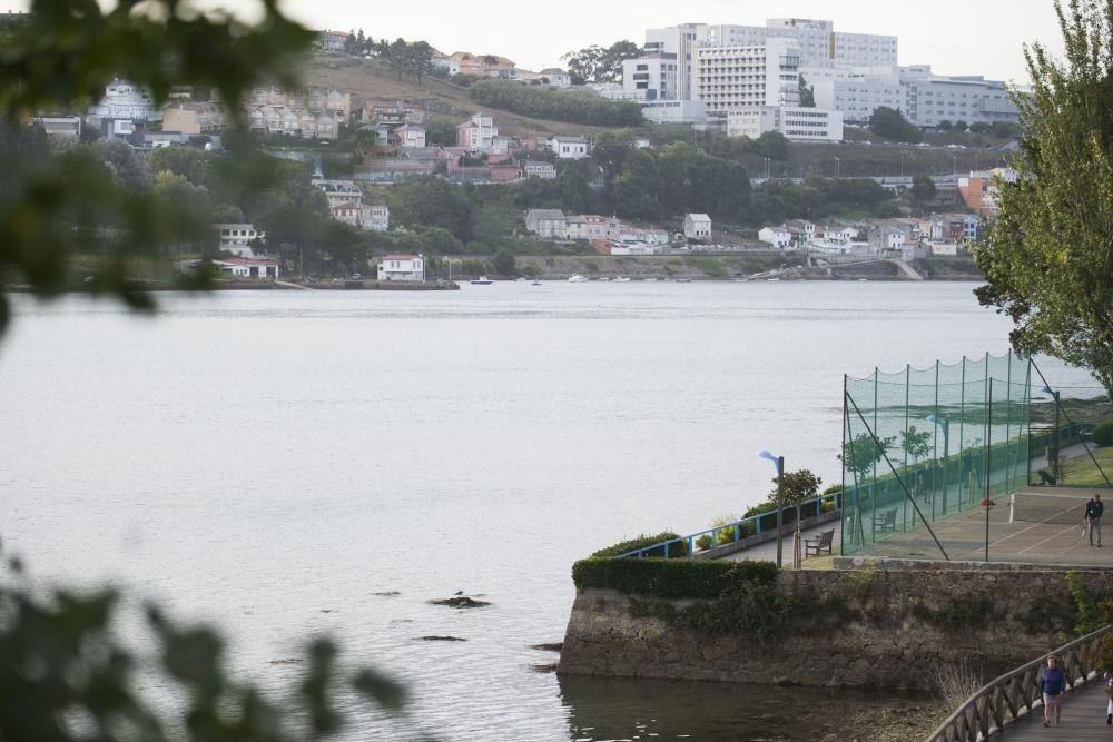 El Estado solicitó un cambio en las condiciones para que el saneamiento de O Burgo pudiese optar a los fondos europeos y así reunir la financiación completa para la ejecución de la obra.
