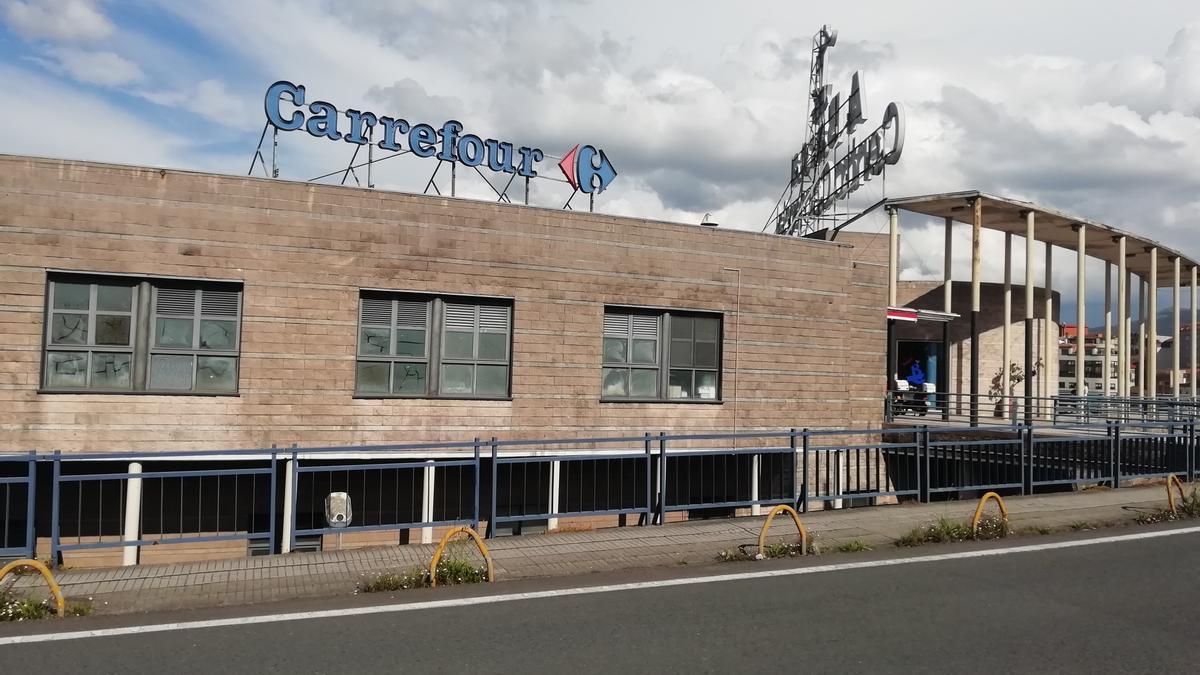 Imagen del Centro Comercial A Barca