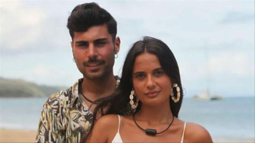 Los gallegos Hugo y Lara ponen a prueba su amor este jueves en La Isla de las Tentaciones