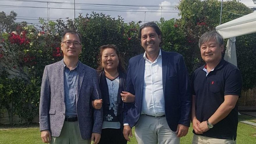 La conexión coreana de Sepulcre