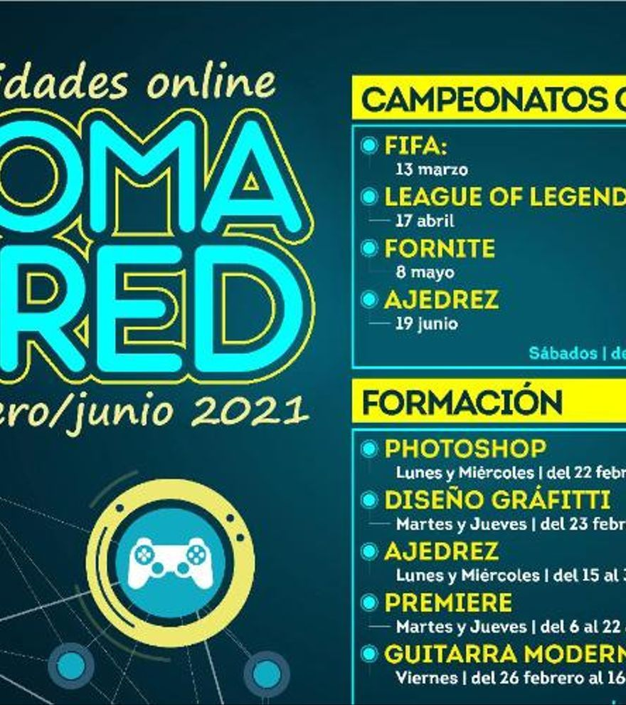Toma la Red - Access (Online)