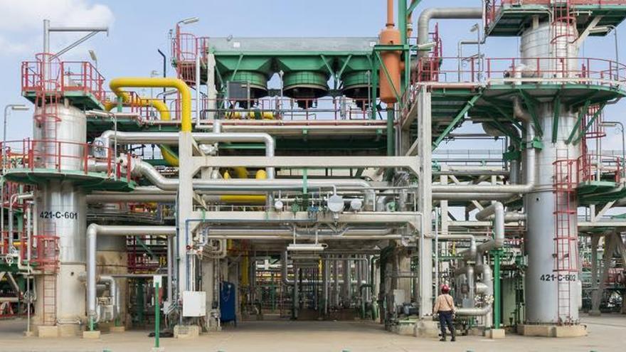 La nueva planta de biocombustibles de Repsol generará mil empleos