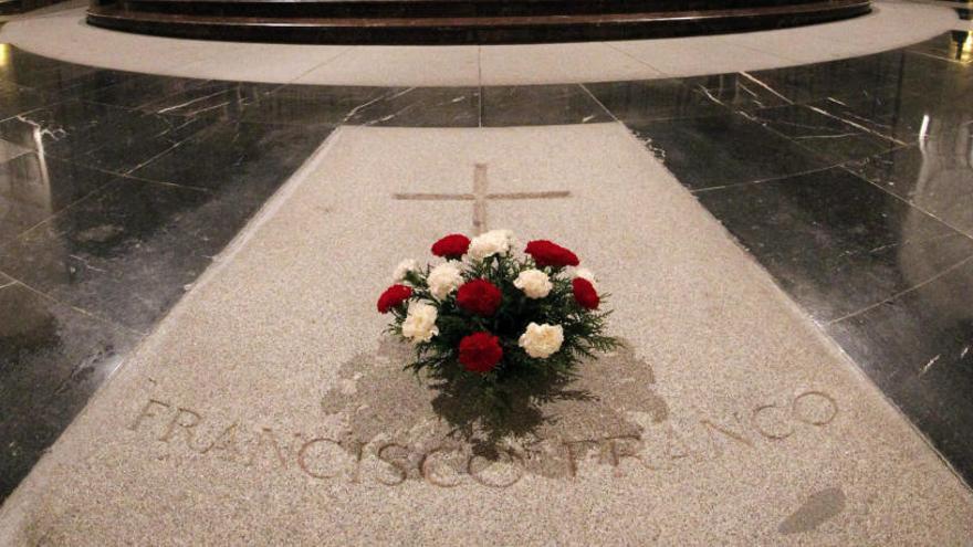 El Supremo decidirá sobre la exhumación de los restos de Franco el 24 de septiembre