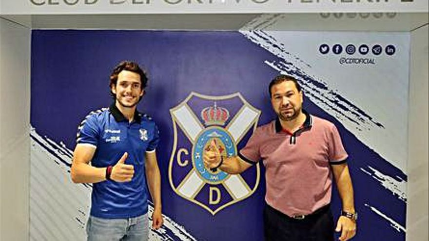 L'abadessenc Àlex Corredera fitxa pel Tenerife per les pròximes tres temporades