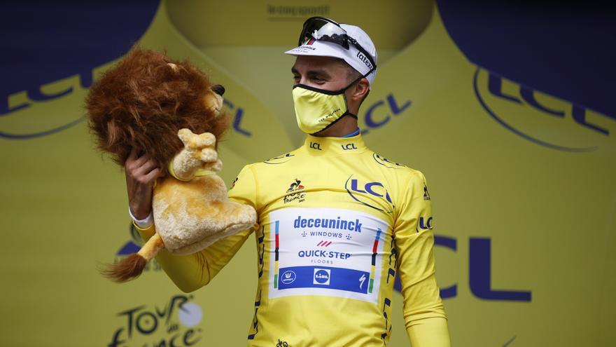 Ganador etapa 1 Tour de 2021: Julian Alaphilippe