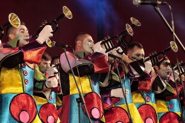 Carnaval de Tenerife 2020 | Primera fase del concurso de murgas adultas del Norte