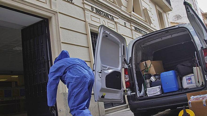 La tasa de contagio de coronavirus en Zamora encadena un mes por encima de lo recomendable