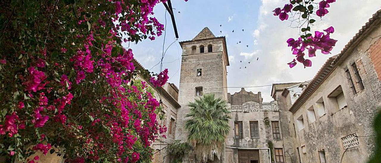 La Torre dels Pares acogerá uno de los recitales.   ÀLEX OLTRA